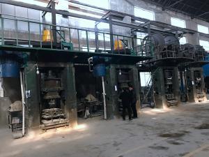 400吨摩擦天博国际娱网改造